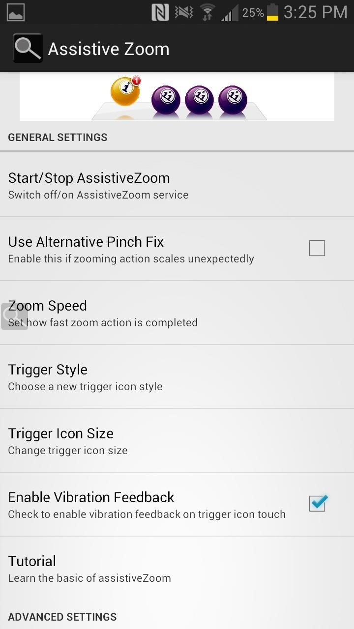 How to Zoom In & Out Using Only One Finger Instead of Two on Your Samsung Galaxy Note 2