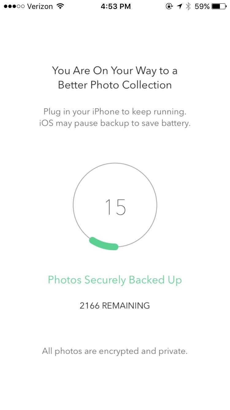 You Can No Longer Automatically Backup Photos to Google Photos While Charging