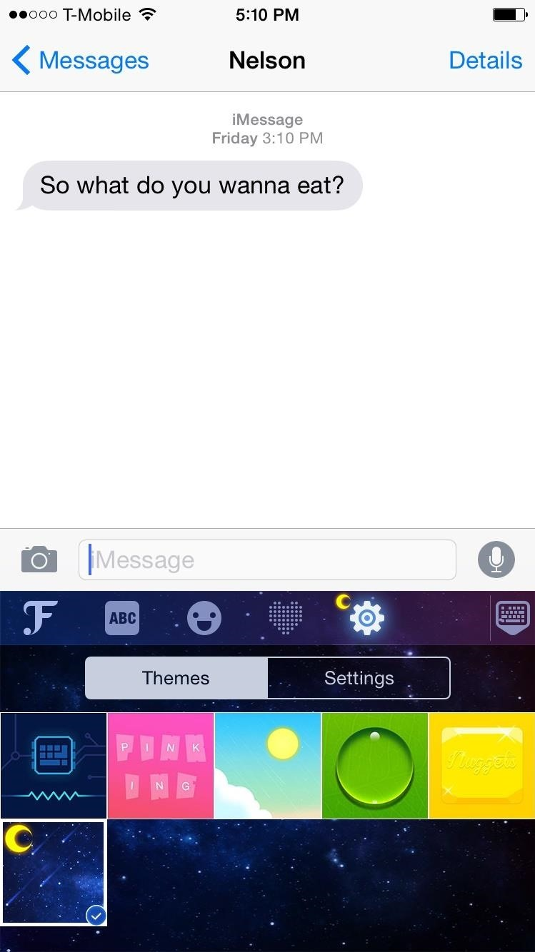 Use Custom Fonts for Messaging on Your iPhone