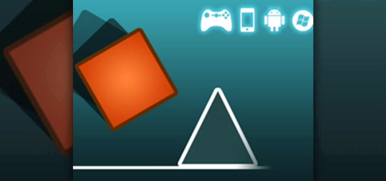 "Play ""The Impossible Game"" on Android, iPhone, Windows and Xbox 360"