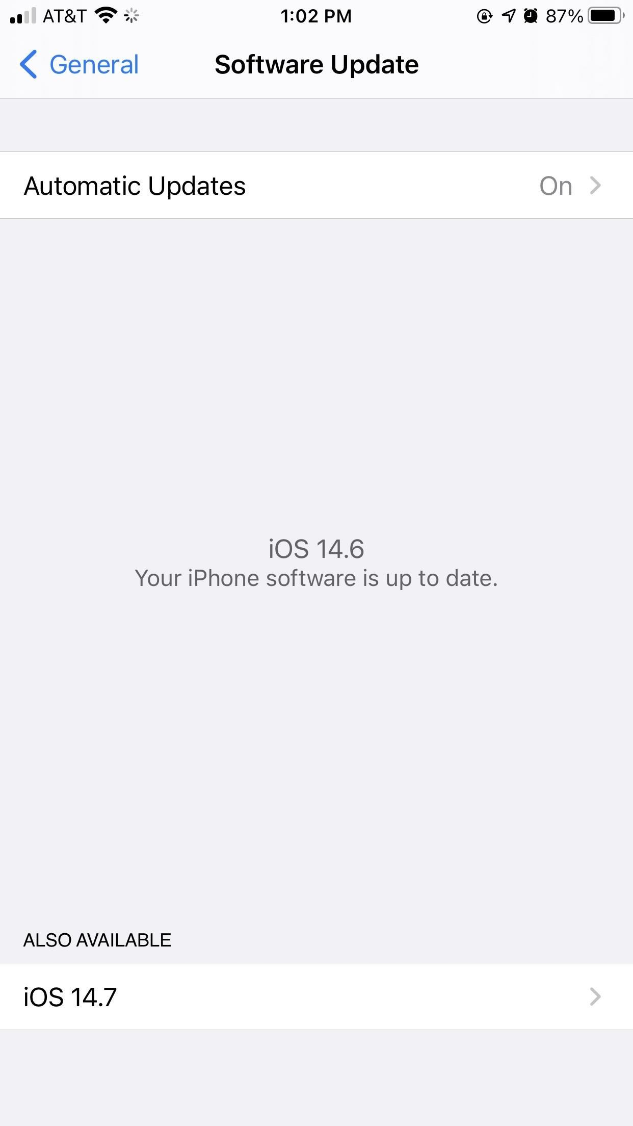 Apple Releases iOS 14.7 Beta 1 for iOS Developers & Public Testers