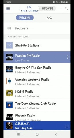 How to Save Pandora Stations & Songs for Offline Playback