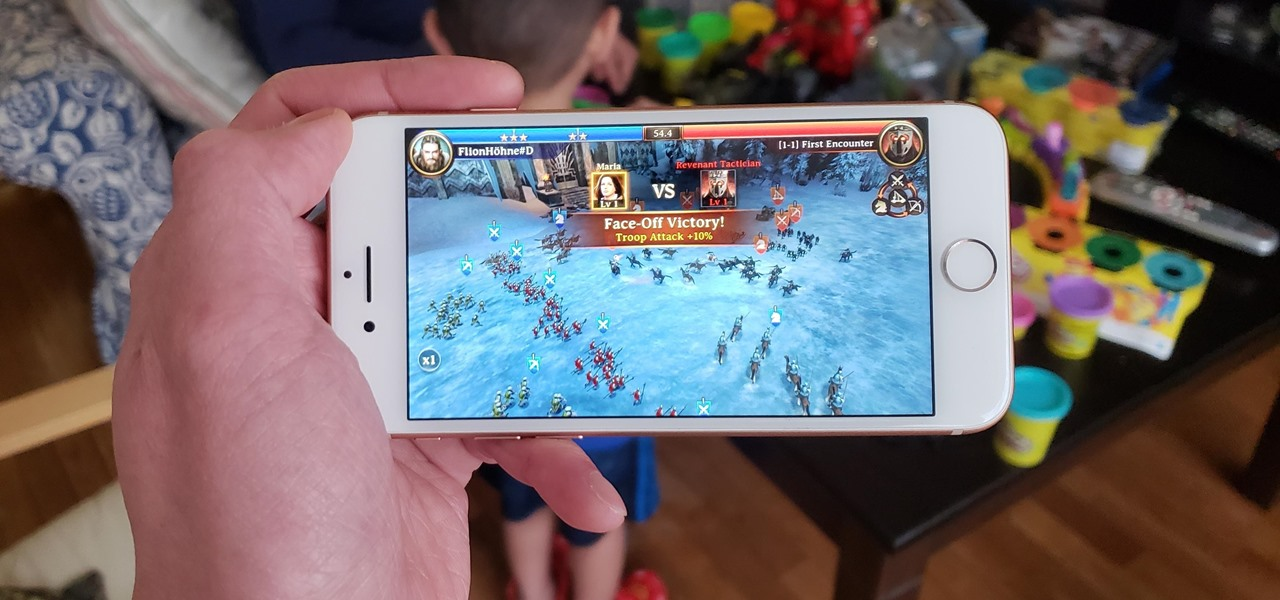 Play Netmarble's Firstborn Kingdom Come on Your iPhone Right Now