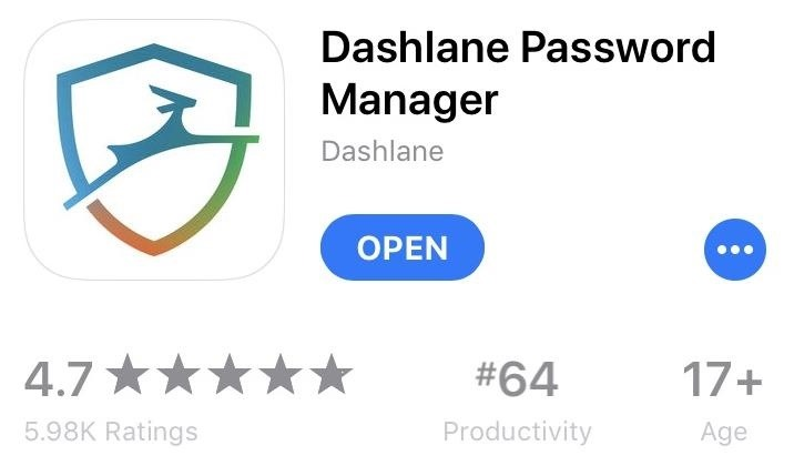 The 4 Best Password Managers for iPhone & iPad