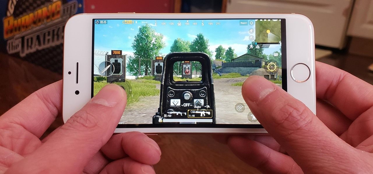 Enable 3D Touch to Stop Accidental Discharges While Playing PUBG on Your iPhone