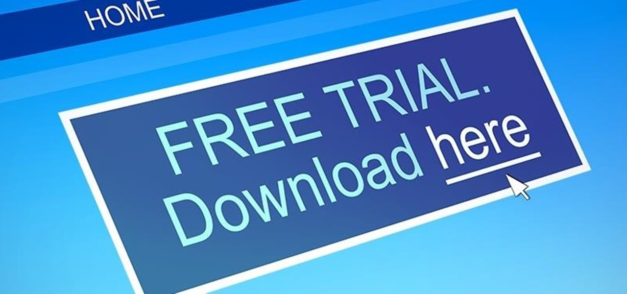 Get Unlimited Trials of Popular Software (& Bypass Time-Restricted Hotspots for Free WiFi)