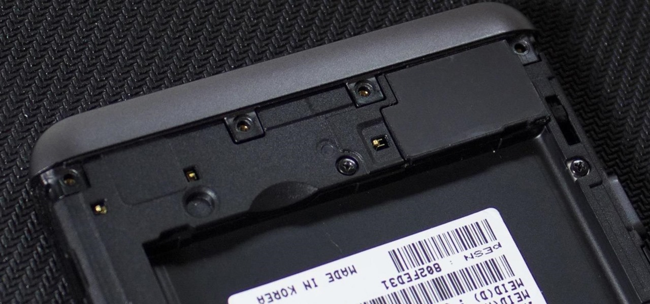 Improve Your LG V20's Speaker Sound with This Simple Hardware Mod
