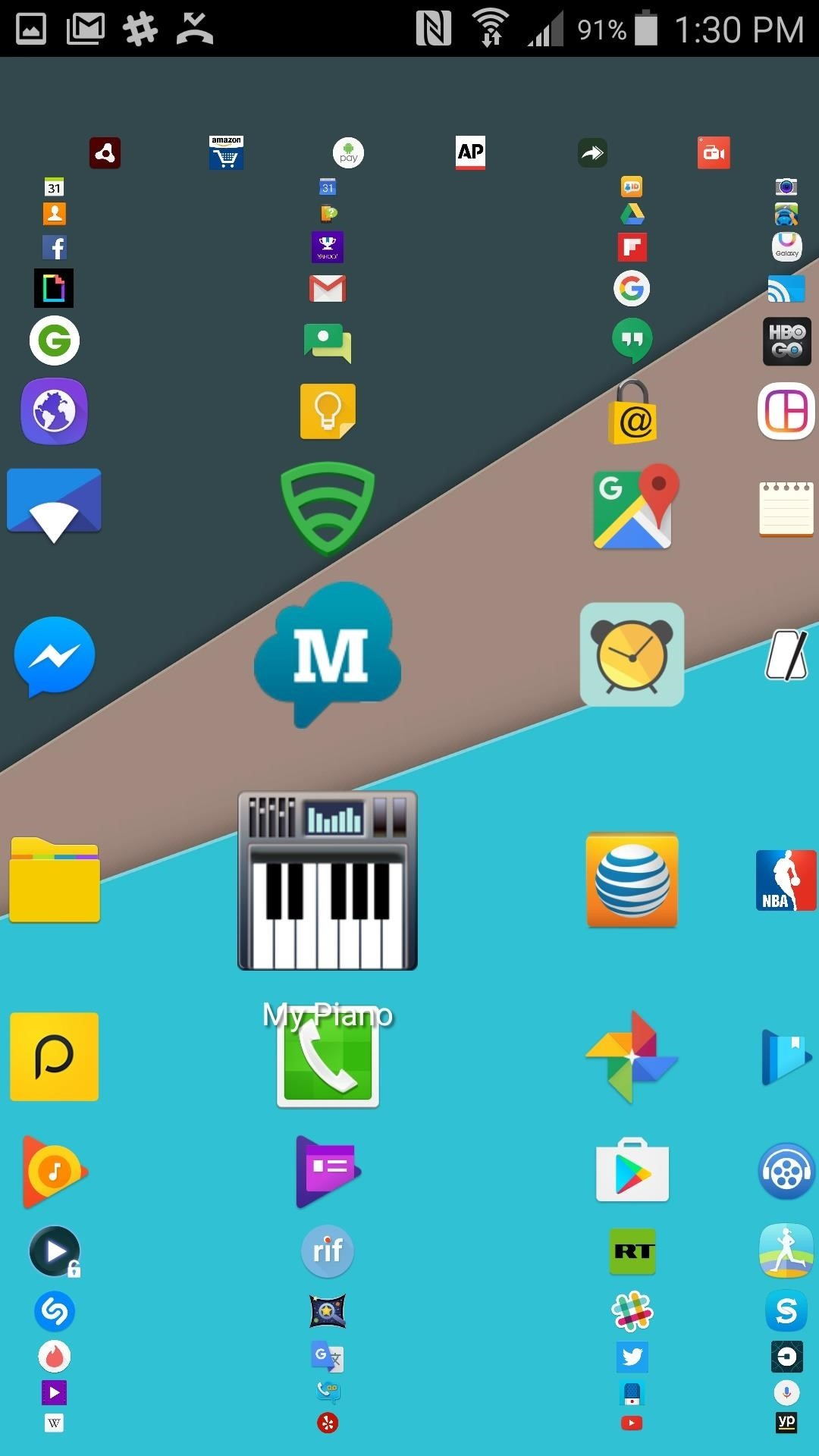 This Launcher Lets You Zoom Through Apps & Open Them with One Touch