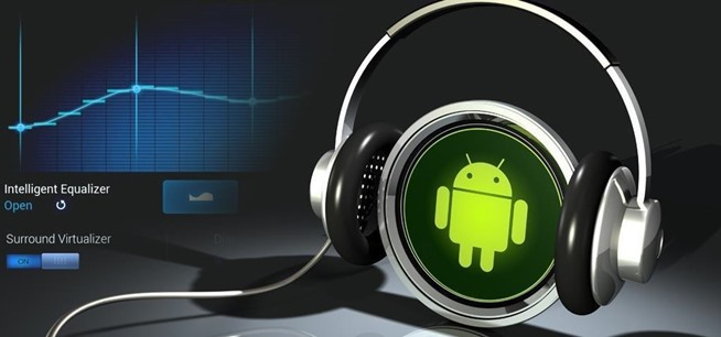how to put hold music on android