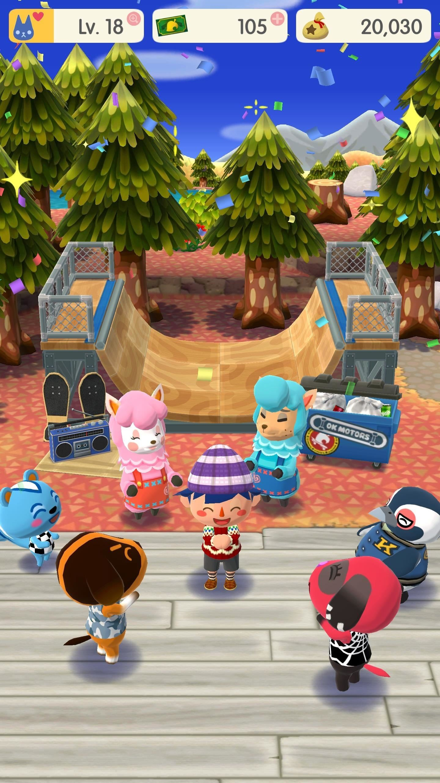 Pocket Camp 101: Everything You Need to Know About Crafting in Animal Crossing