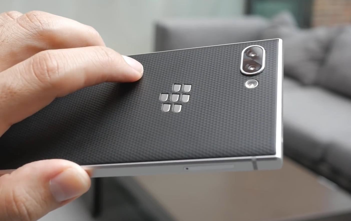 BlackBerry Introduces the KEY2 — a Worthy Successor to the Iconic KEYone