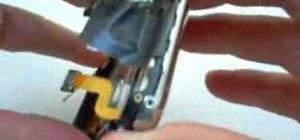 Take apart an iPhone