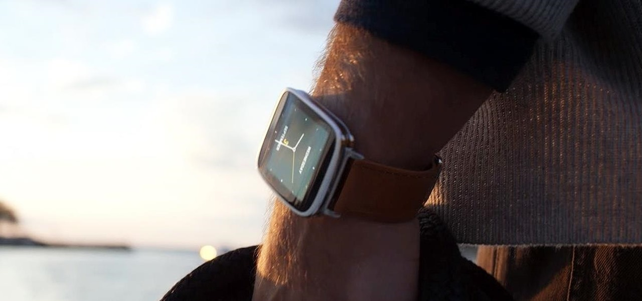 ASUS Unveils the ZenWatch