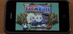 Get started playing the new Farmville on iPhone app