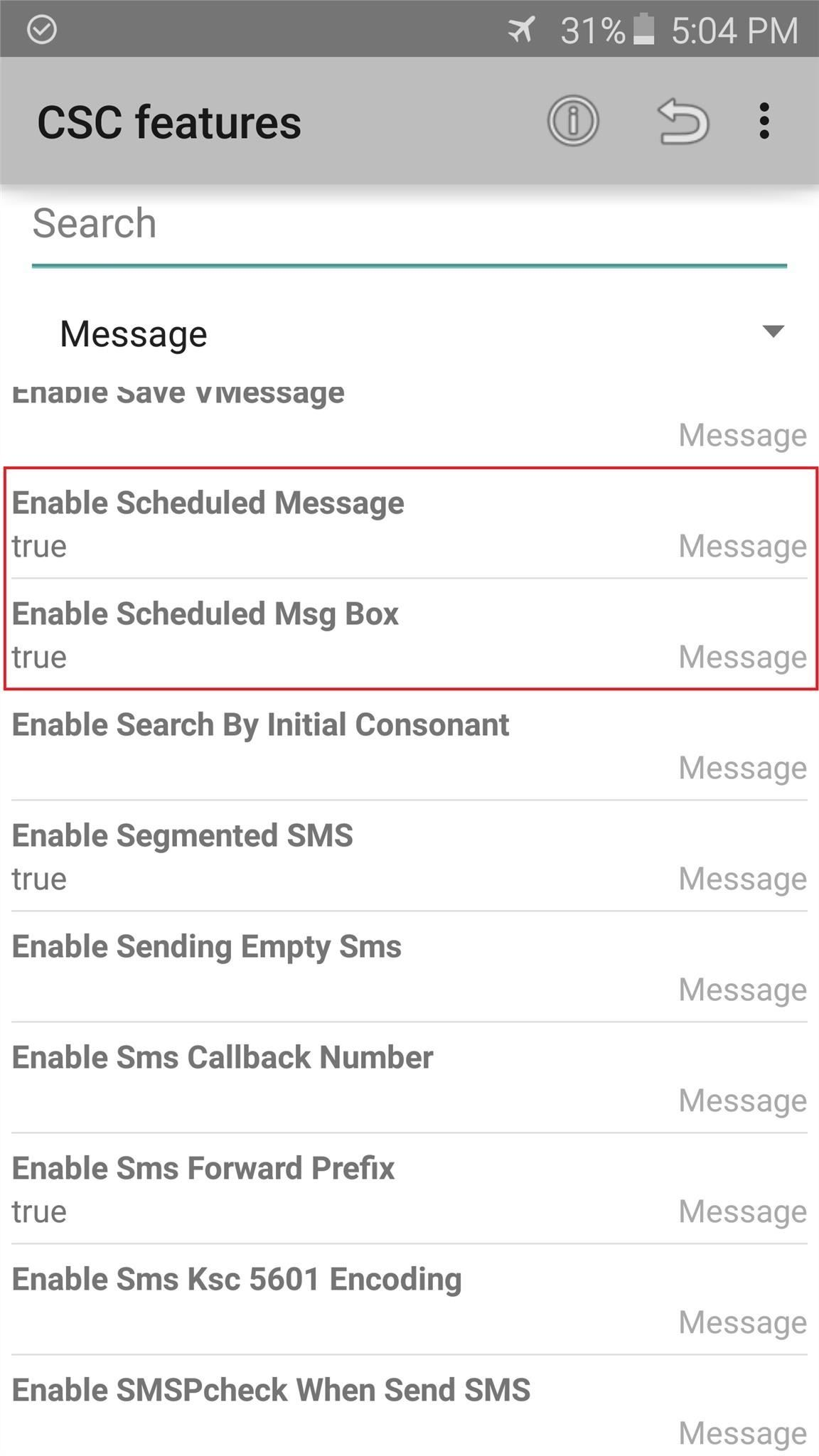 Mute Shutter Sounds, Schedule Texts, Disable Status Bar Icons, & More on Your Galaxy S6