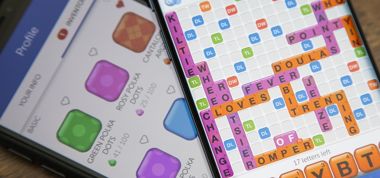 Change Your Tile Colors in Words with Friends & Make Your Words Stand Out