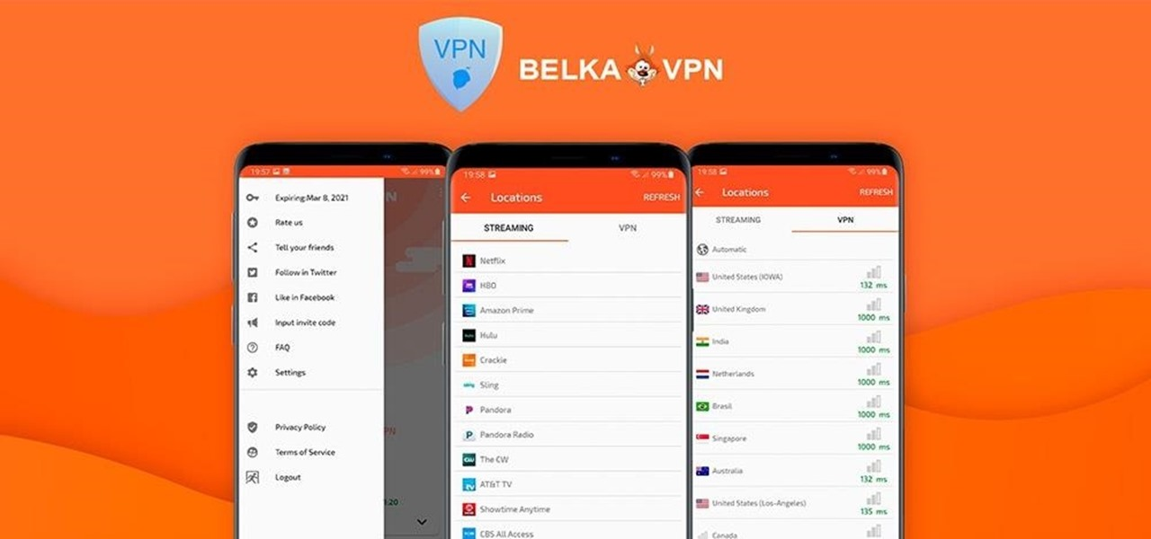 For $40, This VPN Will Protect Your Data for Life
