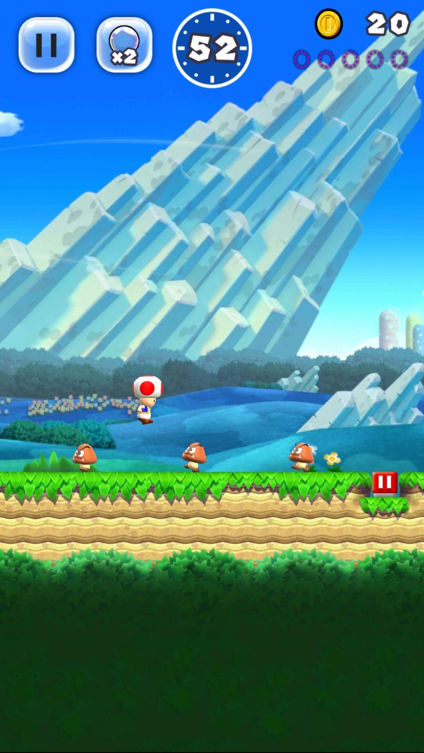 Super Mario Run 101: How to Unlock Toad