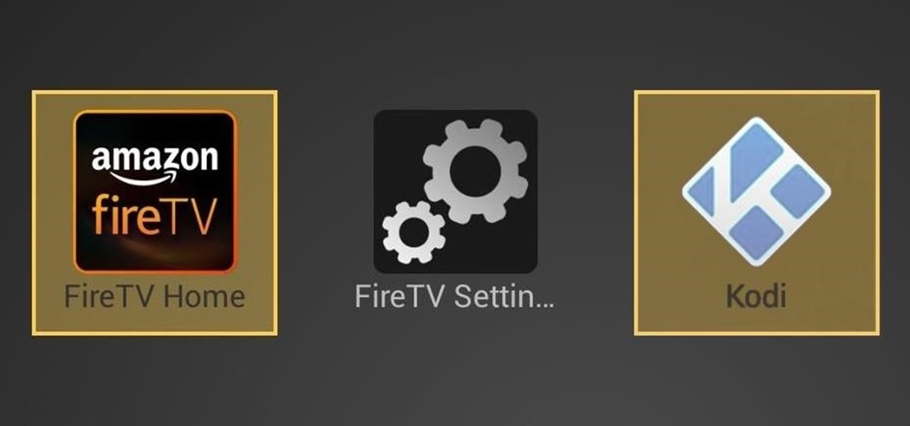 Open Kodi & Other Unofficial Apps Faster on Amazon Fire TV Devices