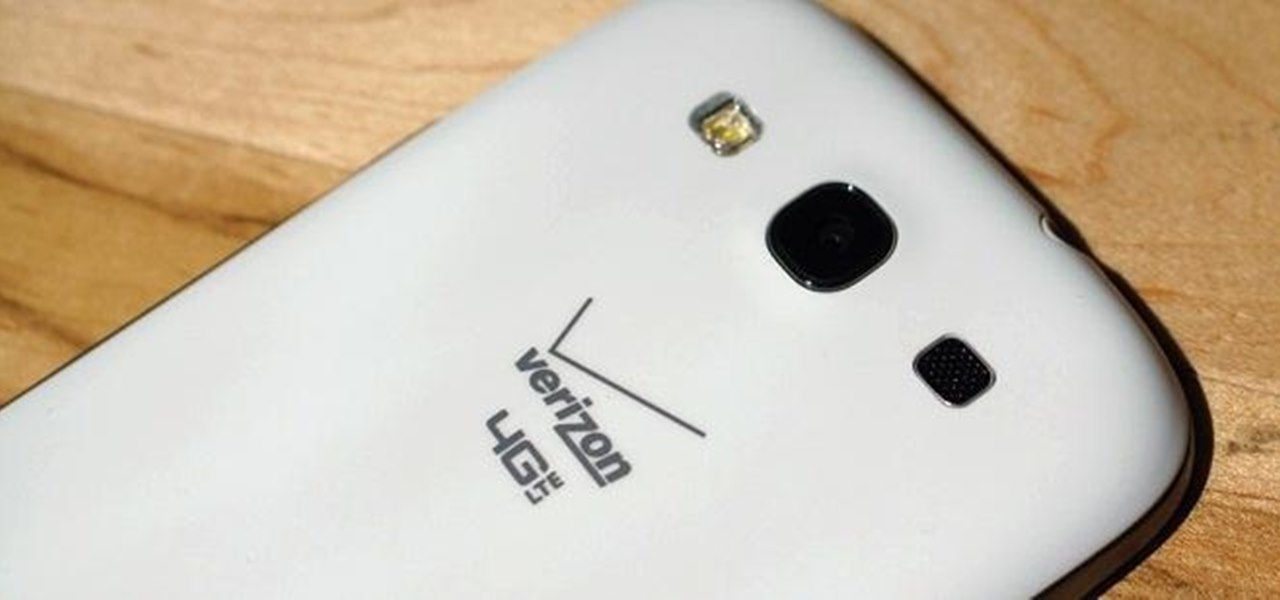 Trick Verizon into Thinking You Never Modded Your Samsung Galaxy S III