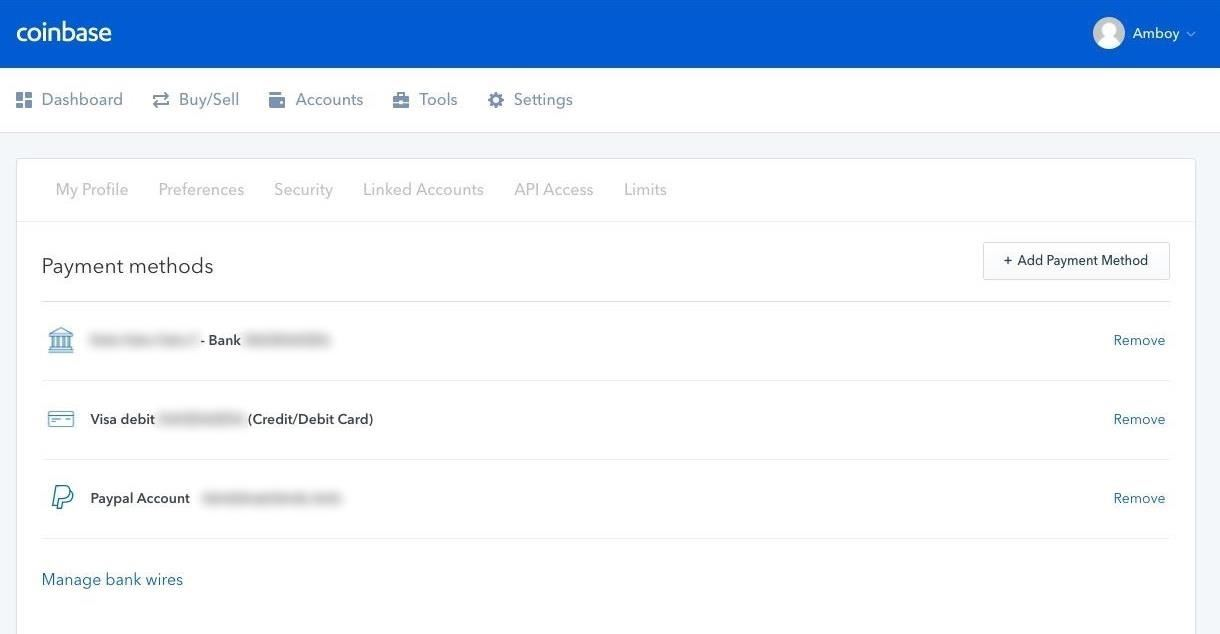 Coinbase 101: How to Add a PayPal Account to Get Your Cash Faster ...