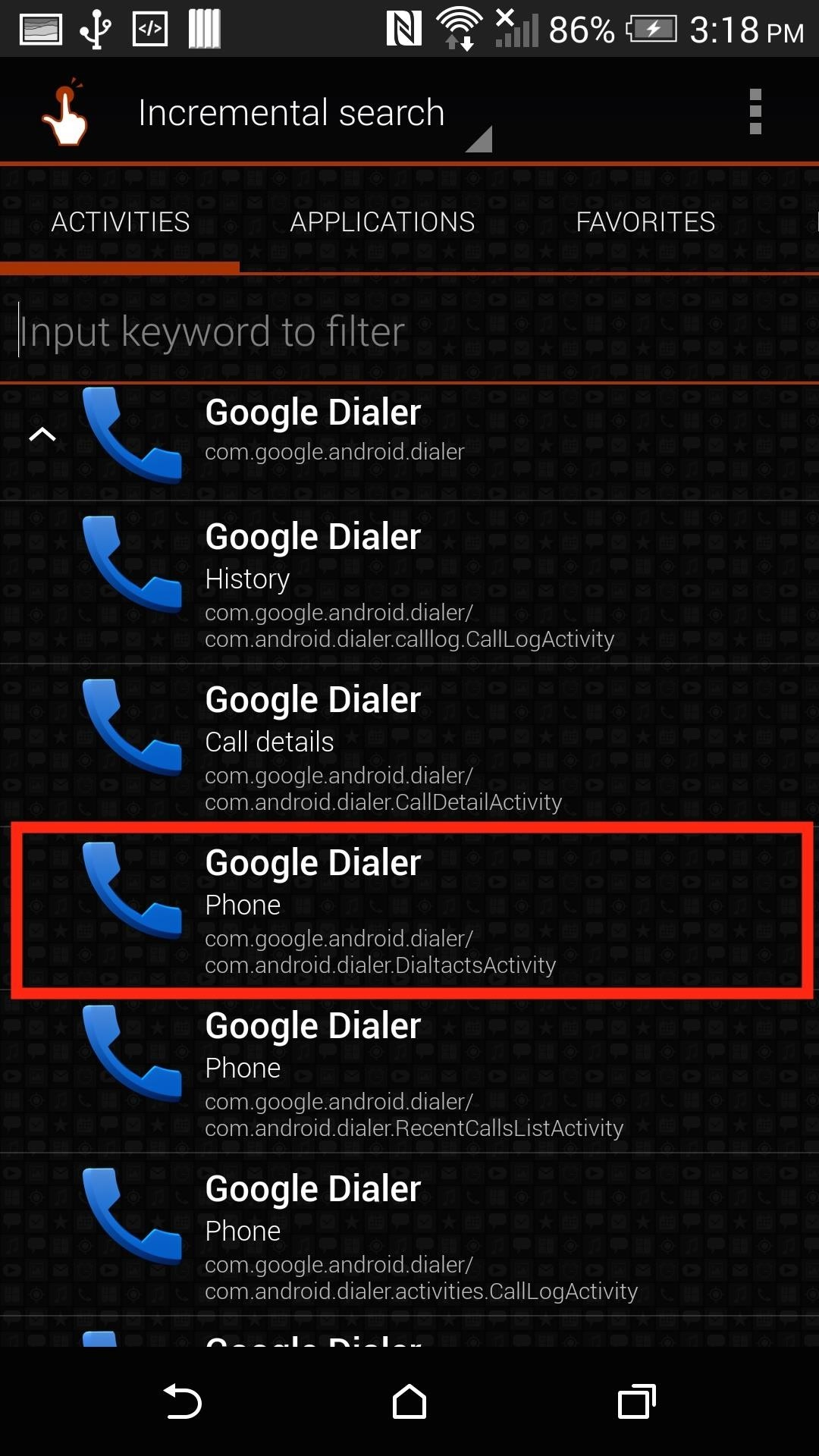 How to Install the New KitKat 4.4.3 Dialer on Your HTC One