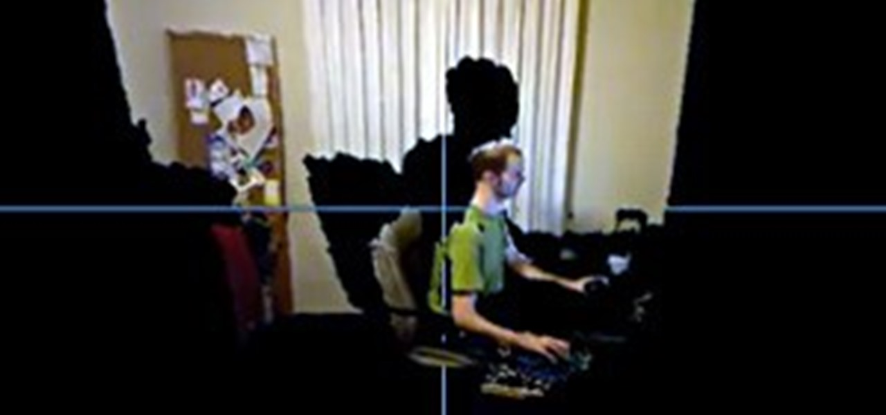 Hacked Kinect Captures 3D Video in Real Time « Hacks, Mods
