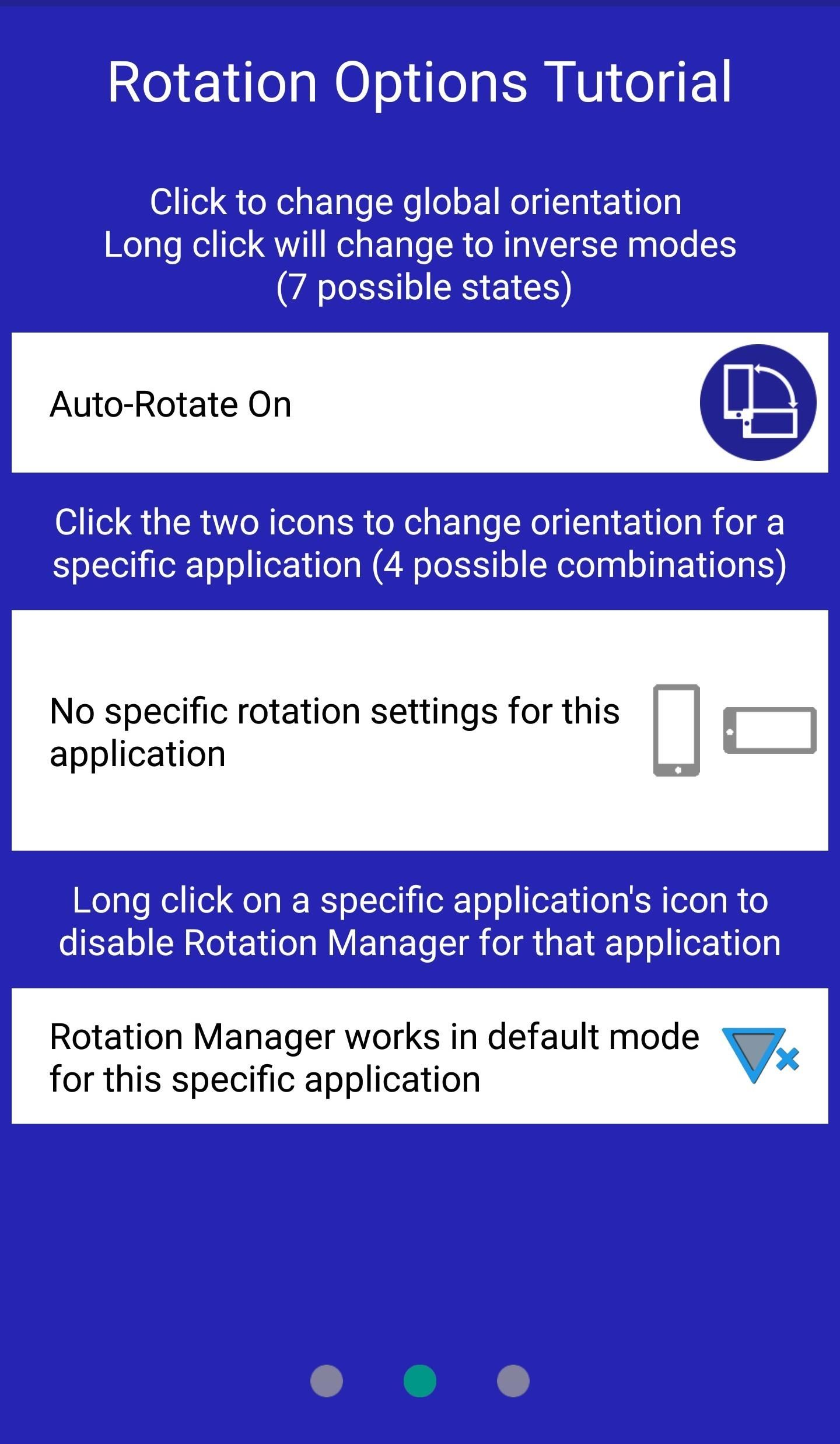 Control Screen Rotation for Individual Android Apps—No Root Needed