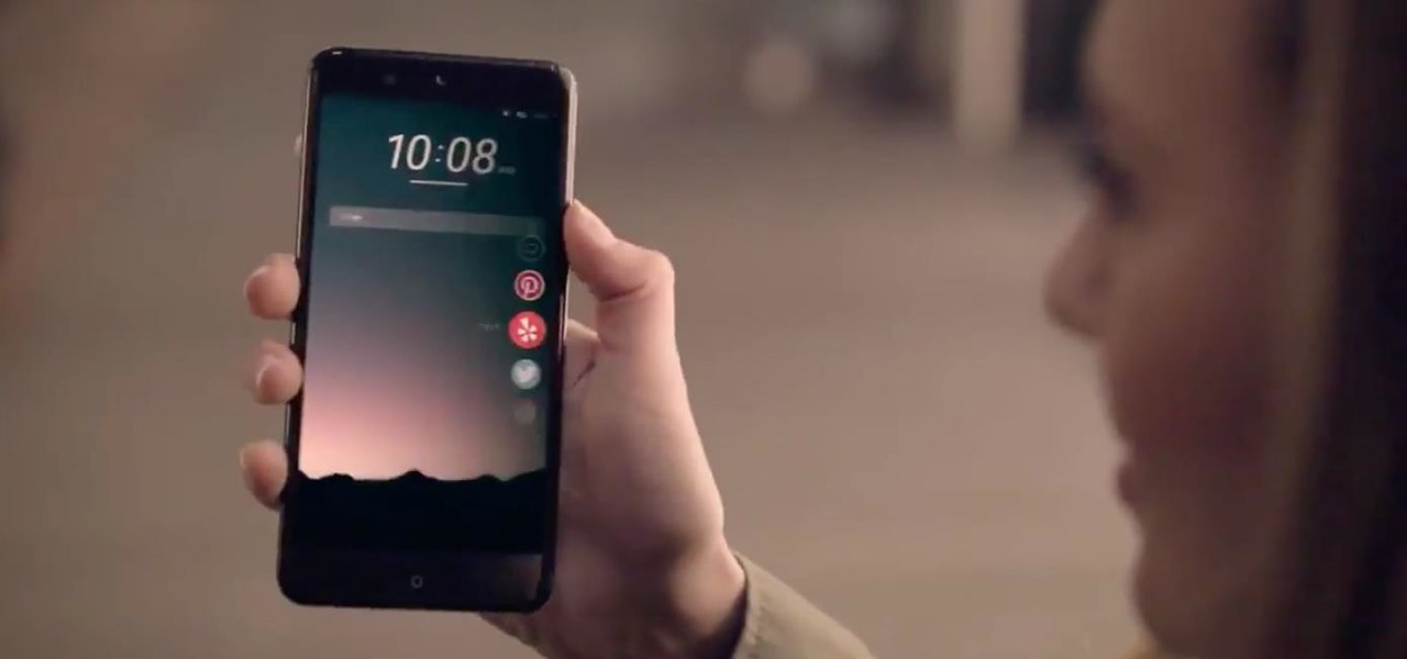 HTC Rumored to Reveal Snapdragon 835 Flagship with Touch-Sensitive Frame