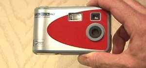 Hack a single-use digital camera for continual usage