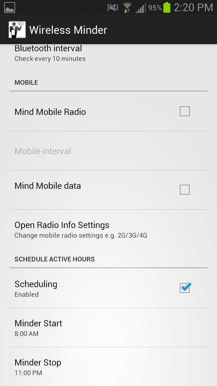 How to Auto-Manage Wireless Connections to Prolong Daily Battery Life on Your Samsung Galaxy Note 2
