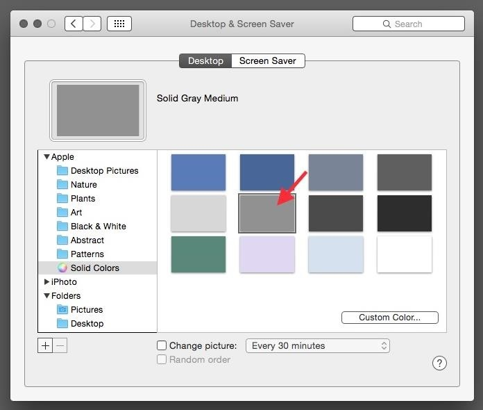 How to Make Yosemite Look More Like Classic, Pre-Mac OS X