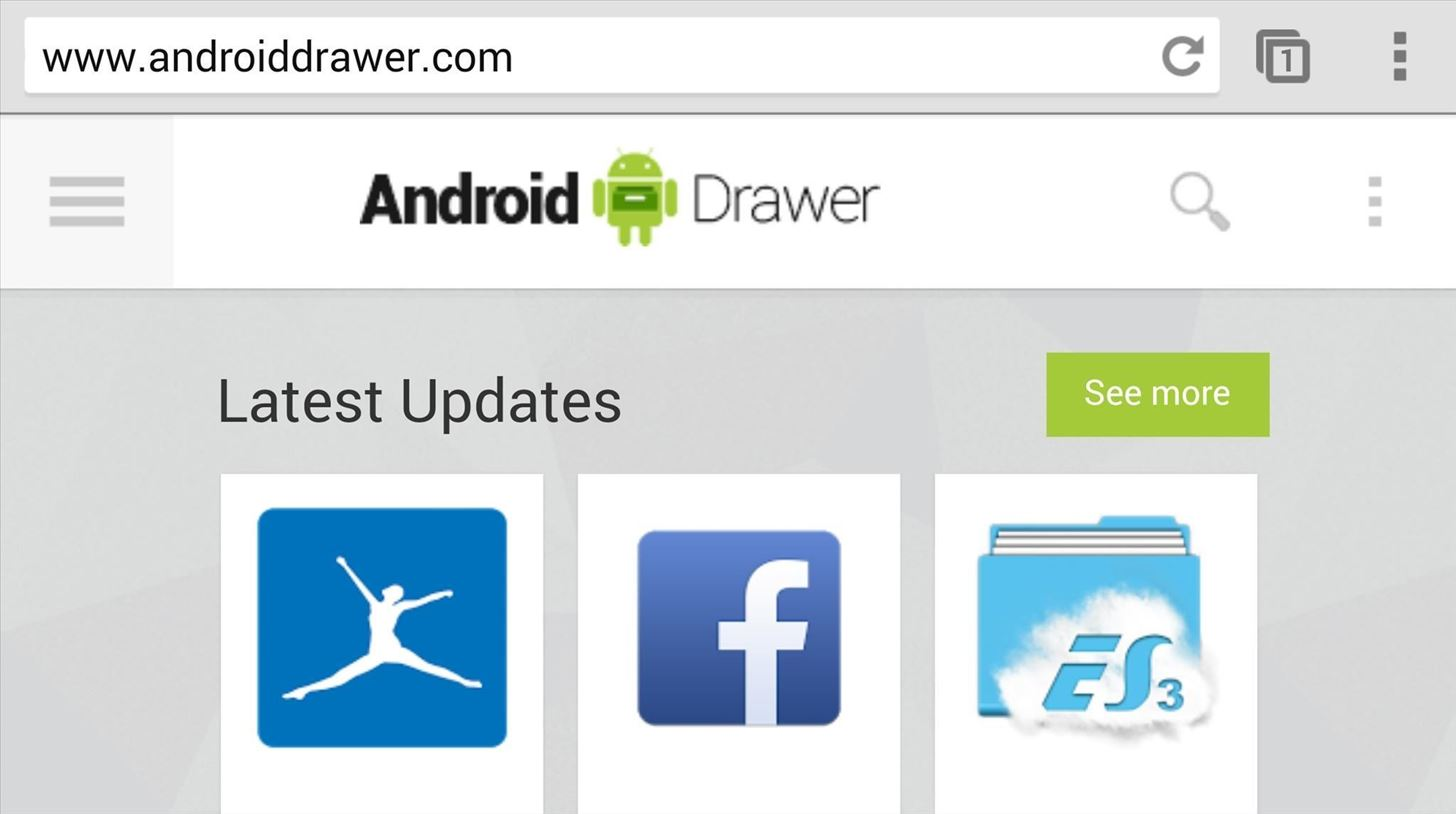 How to Downgrade Apps on Your Galaxy Note 3 or Other Android Device