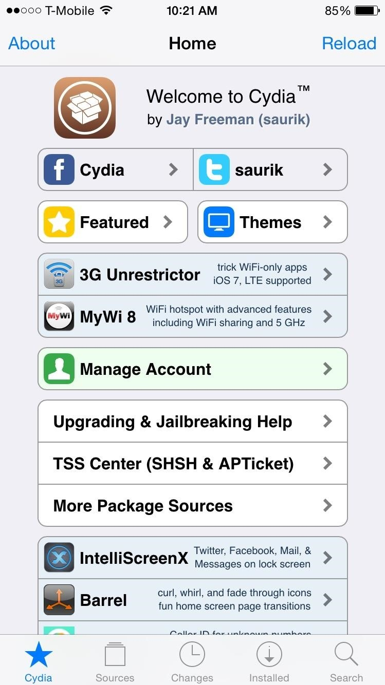 How to Jailbreak iOS 8.0-8.1.1 on Your iPad, iPhone, or iPod Touch (& Install Cydia)