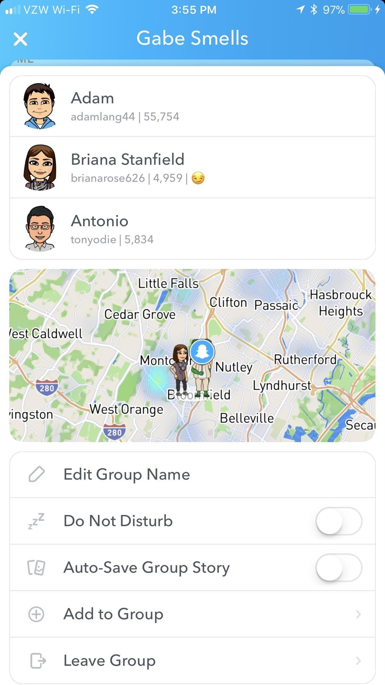 Snapchat 101: Send One Snap & Reach All Your Friends with Groups