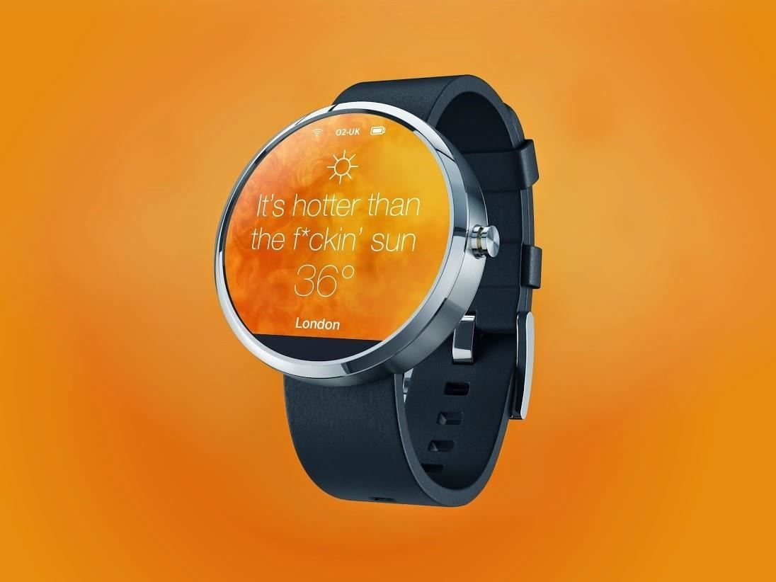 Moto 360 Design Contest Underway, Offers Free Smartwatch to Winner