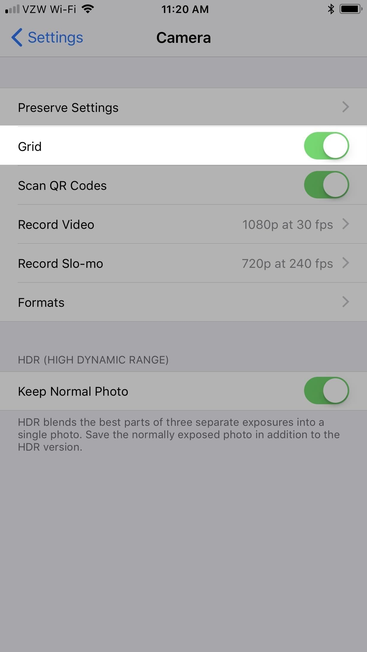 How to Unlock Your iPhone's Secret Camera Level