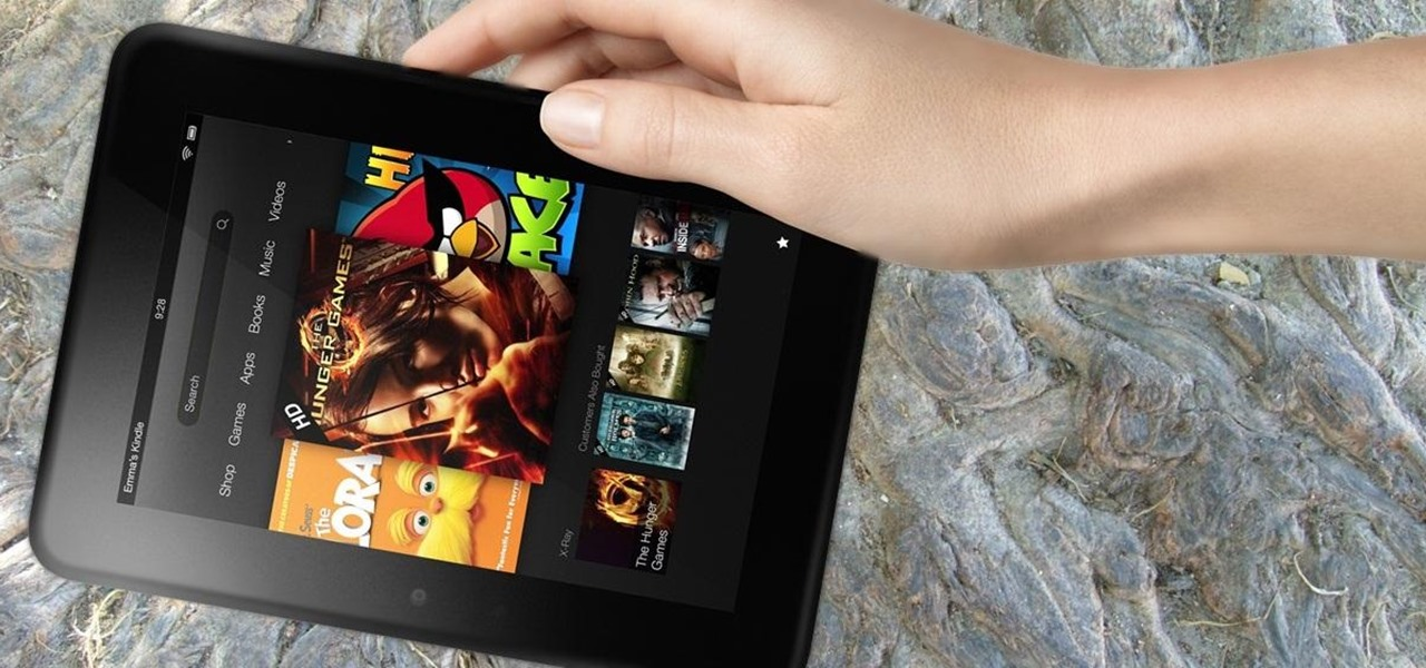 Root the New Kindle Fire HD