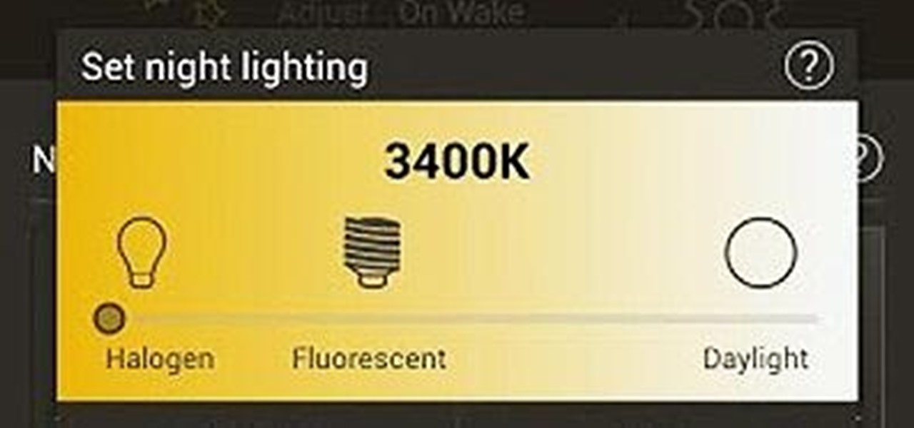Make Your Nexus 7's Brightness Auto Adjust to Your Preferred Levels in Different Environments