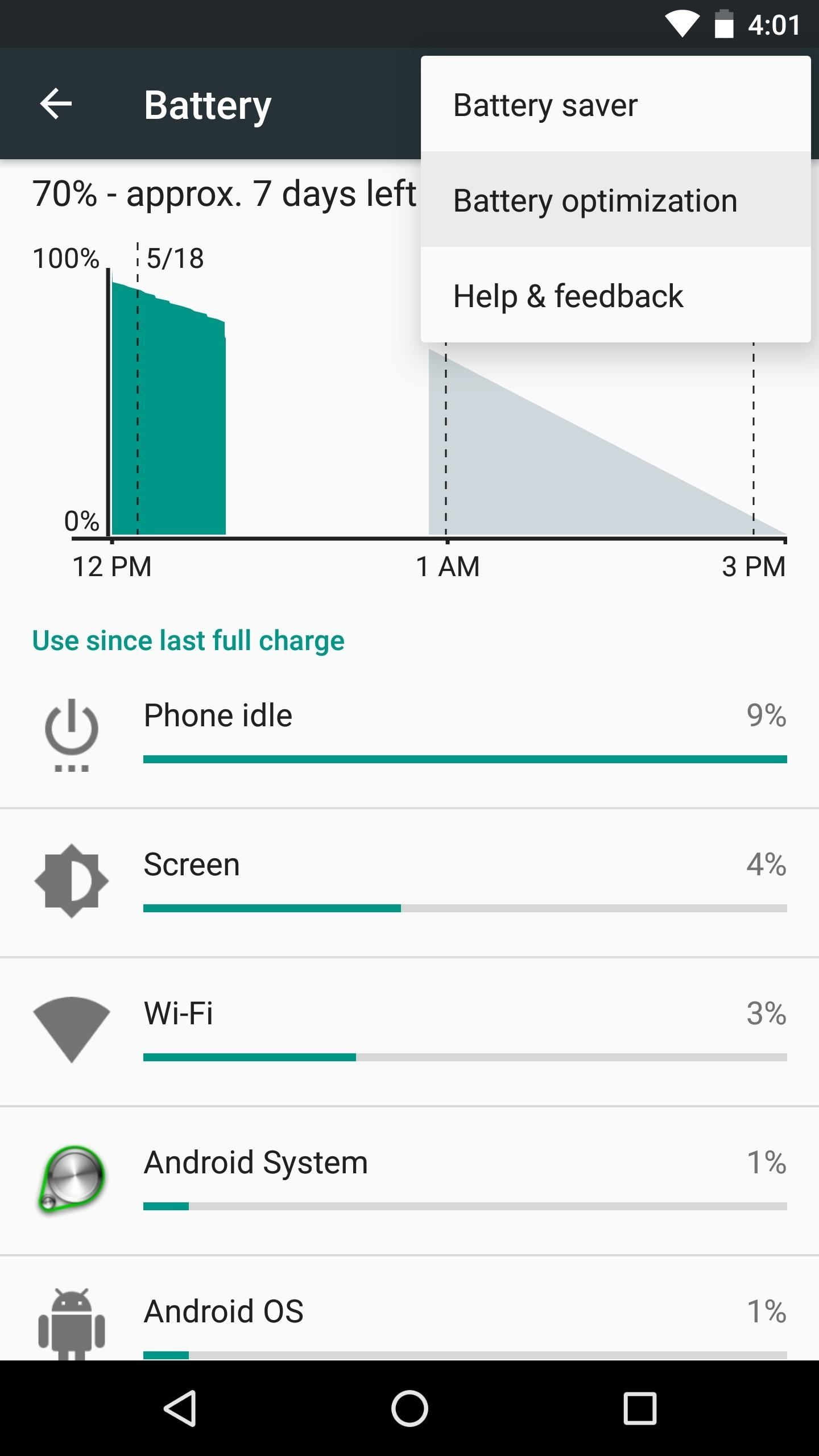 Fix Play Services Battery Drain by Forcing It to Use Doze Mode
