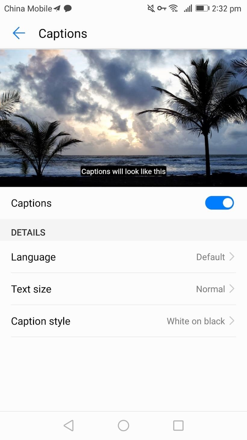 How to Enable Subtitles in YouTube App for Android