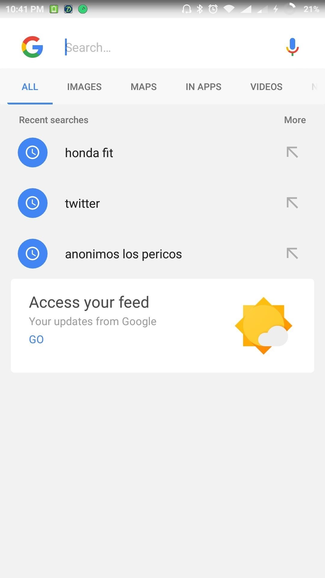 Google Assistant Updates Add Screen Search Button & Tweaks the Search Interface