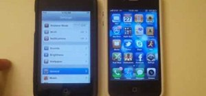 Make your iPhone 3G or iPod Touch 2G with iOS 4 run faster