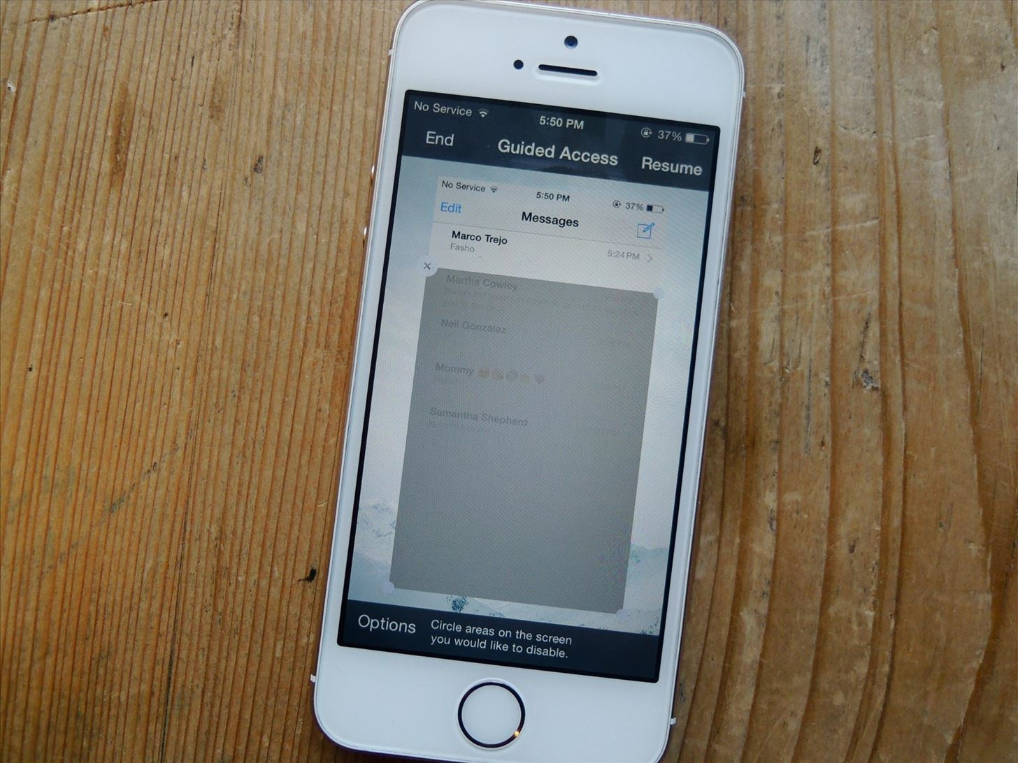 How To Passcode Lock Your Photos & Messages Apps In Ios 8