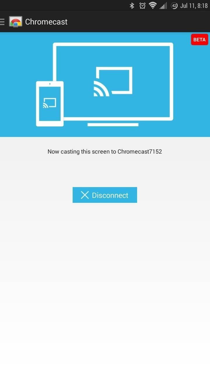 How to Enable Chromecast's Screen Mirroring on Any Rooted Android Device Running KitKat
