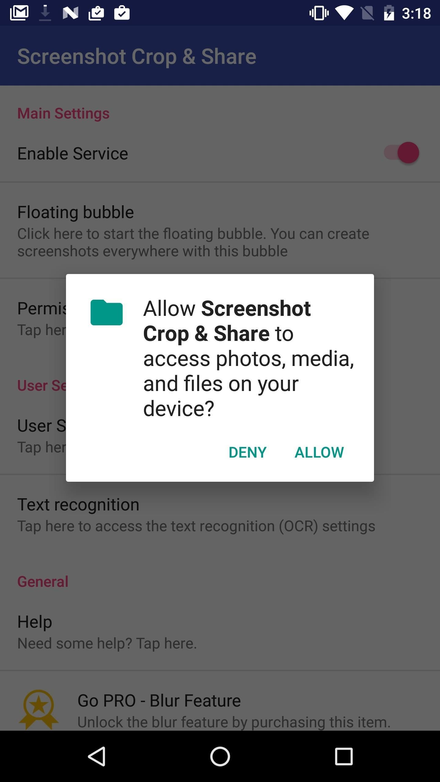How to Take Partial Screenshots on Android