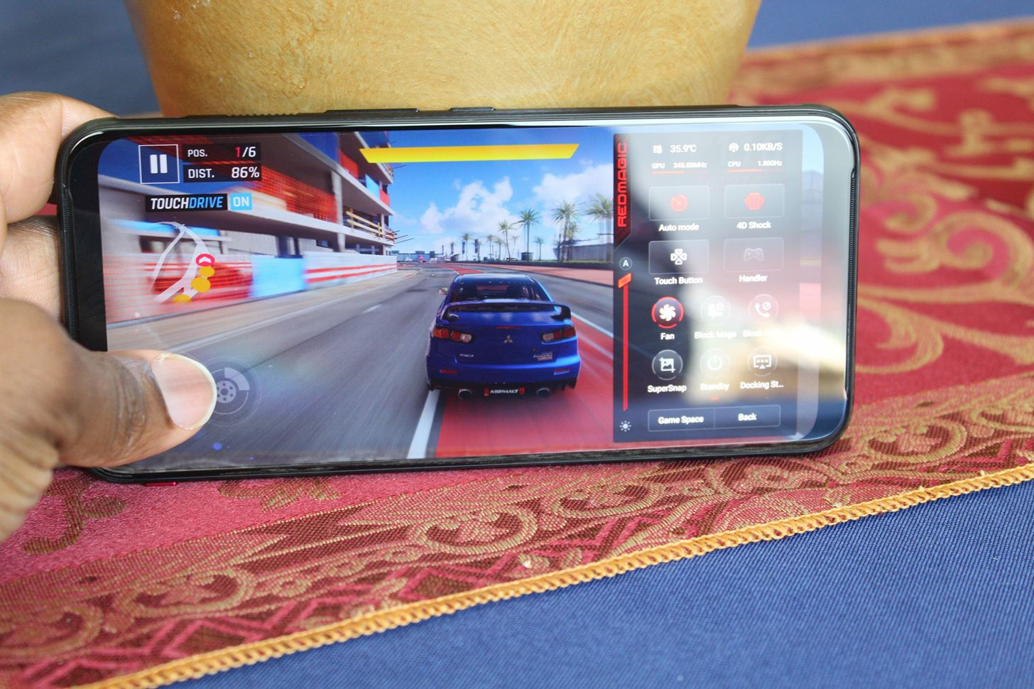 The Best Gaming Phone Out There Is Also the Cheapest & You've Probably Never Heard of It