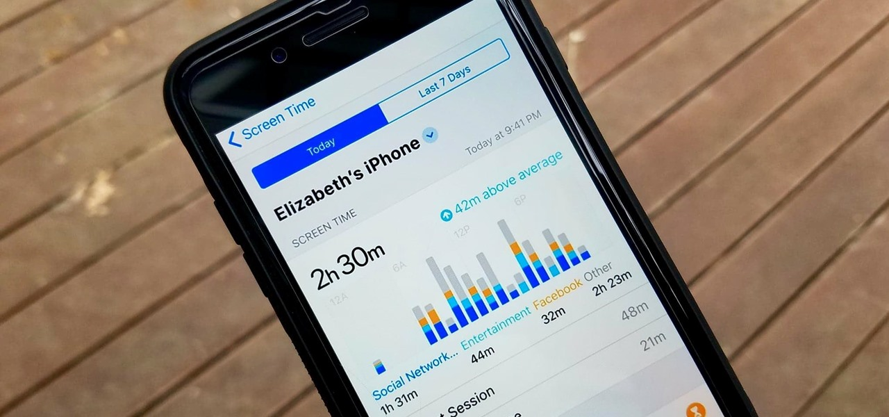 Screen Time, App Limits & Downtime: How to Use iOS 12's New