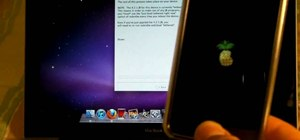 Boot a tethered iOS 4.2.1 iPhone, iPod Touch or iPad with Redsn0w 0.9.6b4