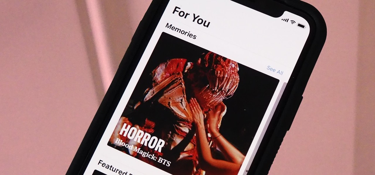 Play Memory Movies for Any Album on Your iPhone in iOS 14